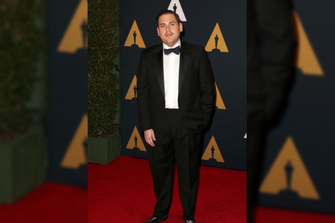 Jonah Hill teaches you how not to wear a tuxedo