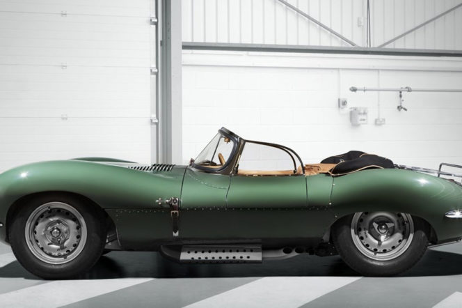 The Jaguar XKSS D-Type is reborn
