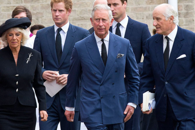 Let Prince Charles show you how to rock the double breasted jacket
