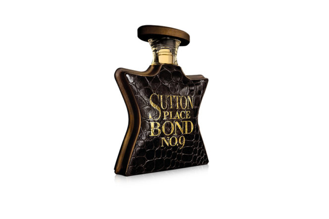 Sutton Place, the gently balanced new scent from Bond No. 9