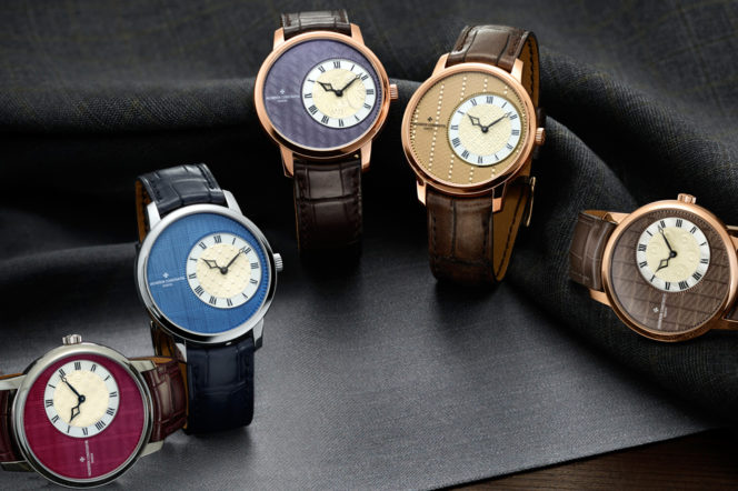 Vacheron combine timepieces and tailoring for new collection