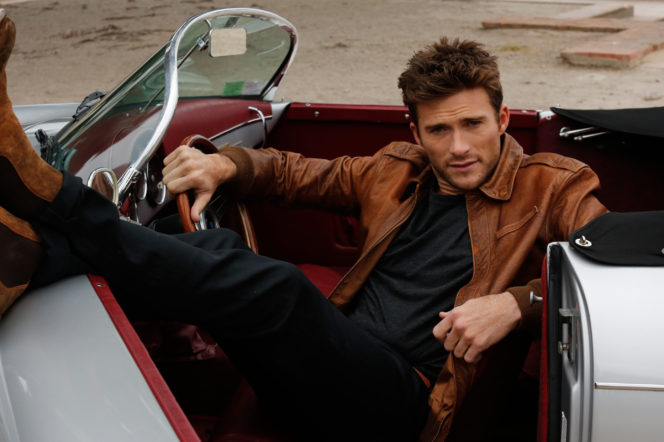 Scott Eastwood by Philipp Mueller