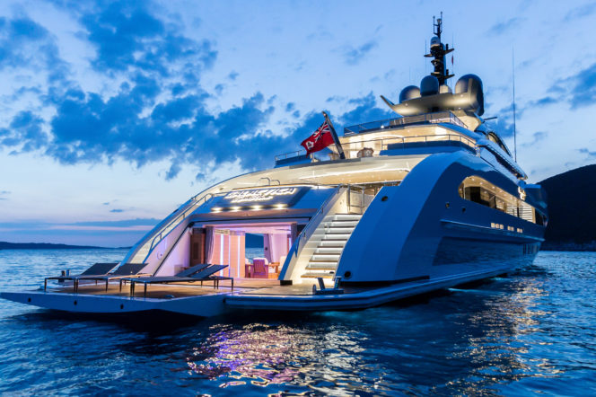 Billion Dollar Superyacht Behind The Scenes The