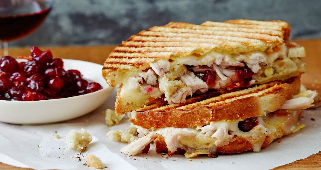 How to make the ultimate turkey sandwich