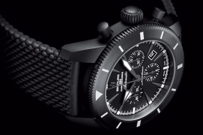 Watch out: The Breitling Superocean Heritage Chronoworks