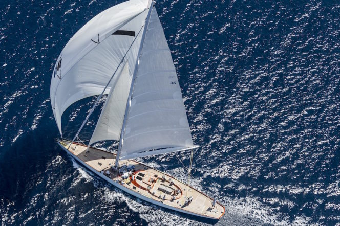 oro Piana Superyacht Regatta 2015