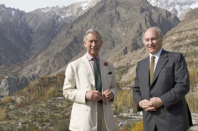 The story of the Aga Khan, the world's most connected man