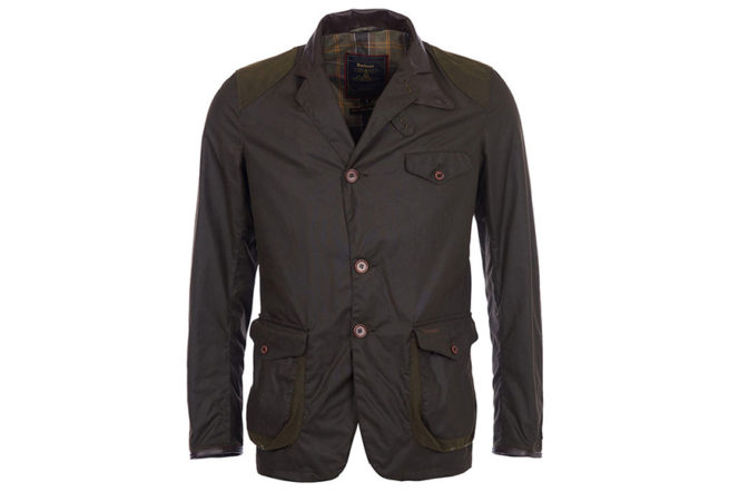 Why the Barbour Wax Jacket is the perfect investment
