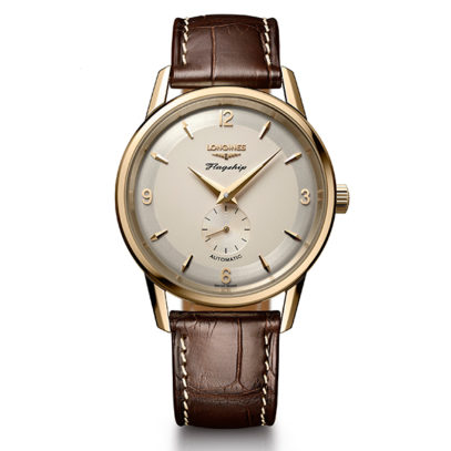 Everything you need to know about Longines' Flagship Heritage