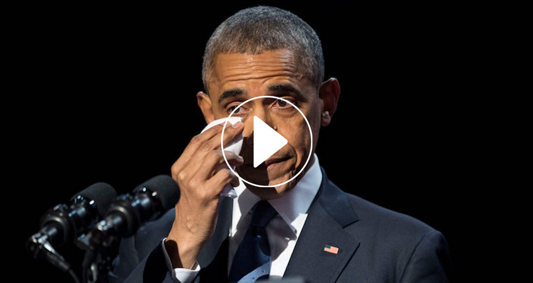Watch: Obama warn about the state of America's future in his Farewell Speech