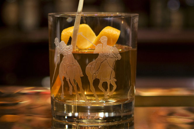 Inside Ralph Lauren's new intimate London bar