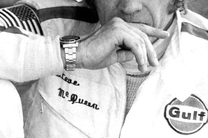 Which iconic men wore Rolex watches?