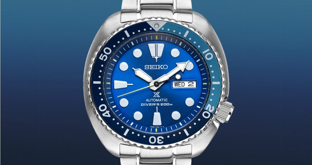 Everything you need to know about the Seiko Prospex Blue Lagoon