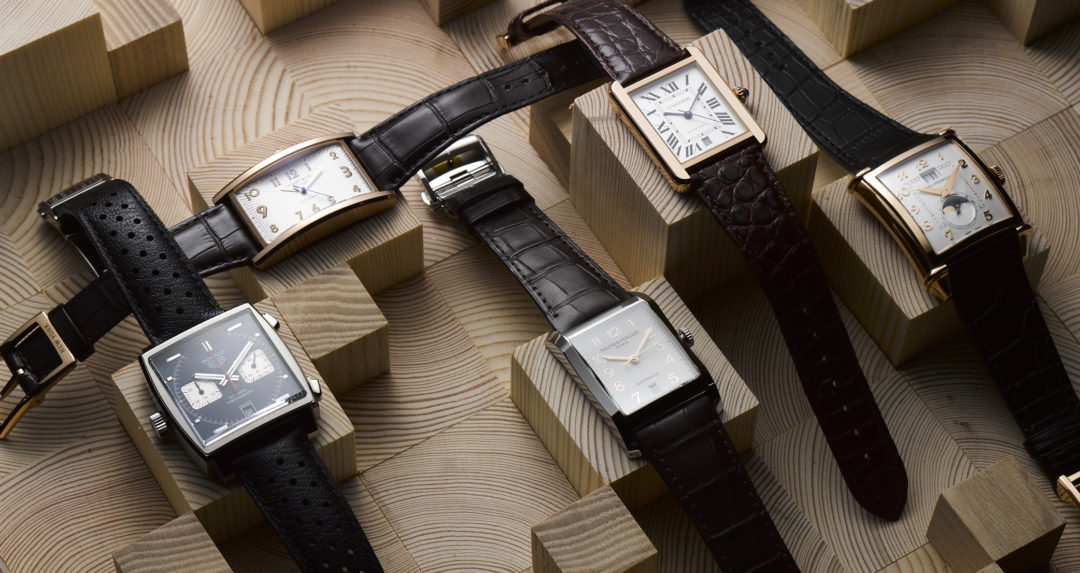 Square watches are back, and these are the ones you should invest in