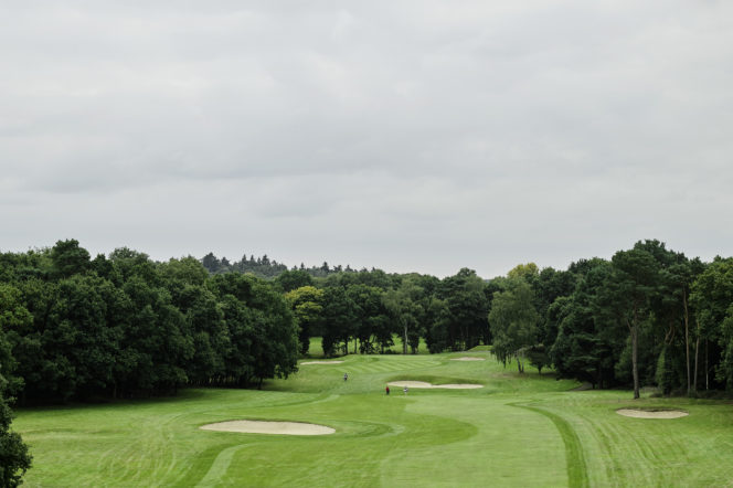 Bunker Mentality: How Wentworth Golf Club won the war