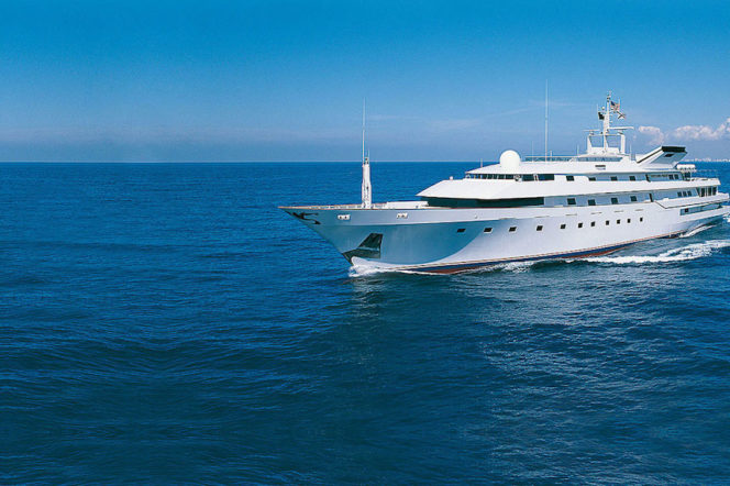 A History Of Donald Trump 39 S Luxury Yachts The Gentleman
