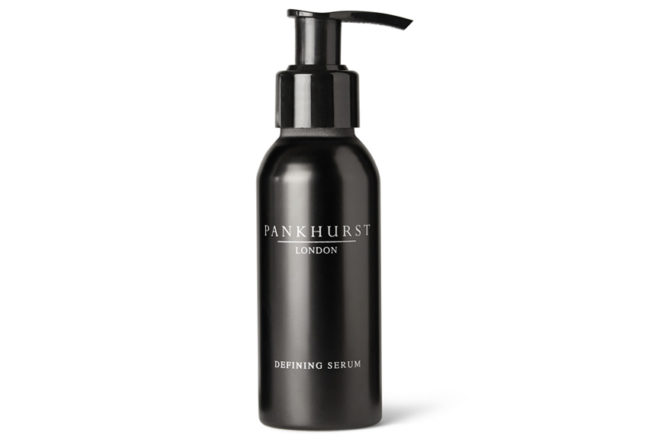 The hairstyling products fit for a gentleman