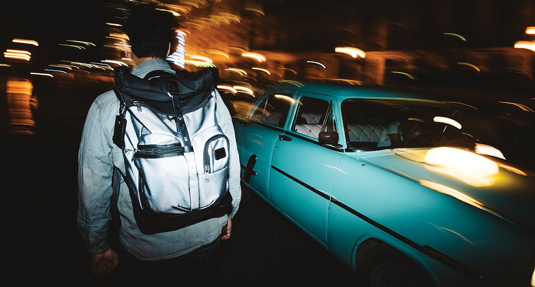 The ultimate accessory to help you travel in style