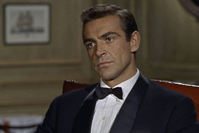 Gentleman's Journal, Sean Connery, Style