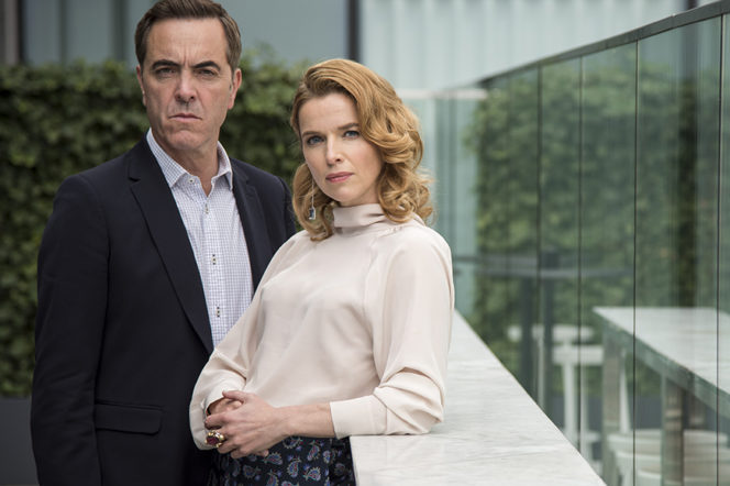 Lucky Man star Thekla Reuten talks James Nesbitt, languages and luck