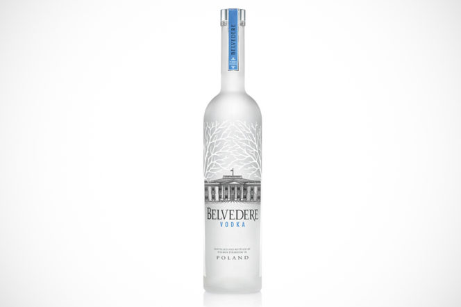 Drinks Cabinet: Belvedere Vodka