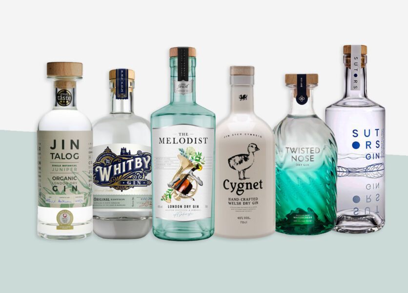 These are the best gins you've never heard of
