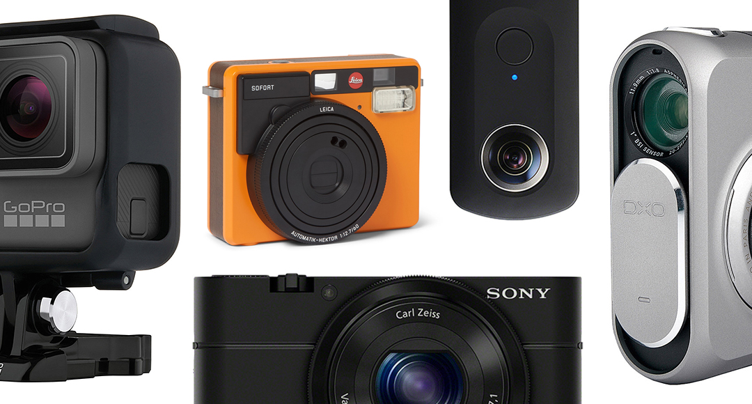The best compact cameras to upstage your smartphone