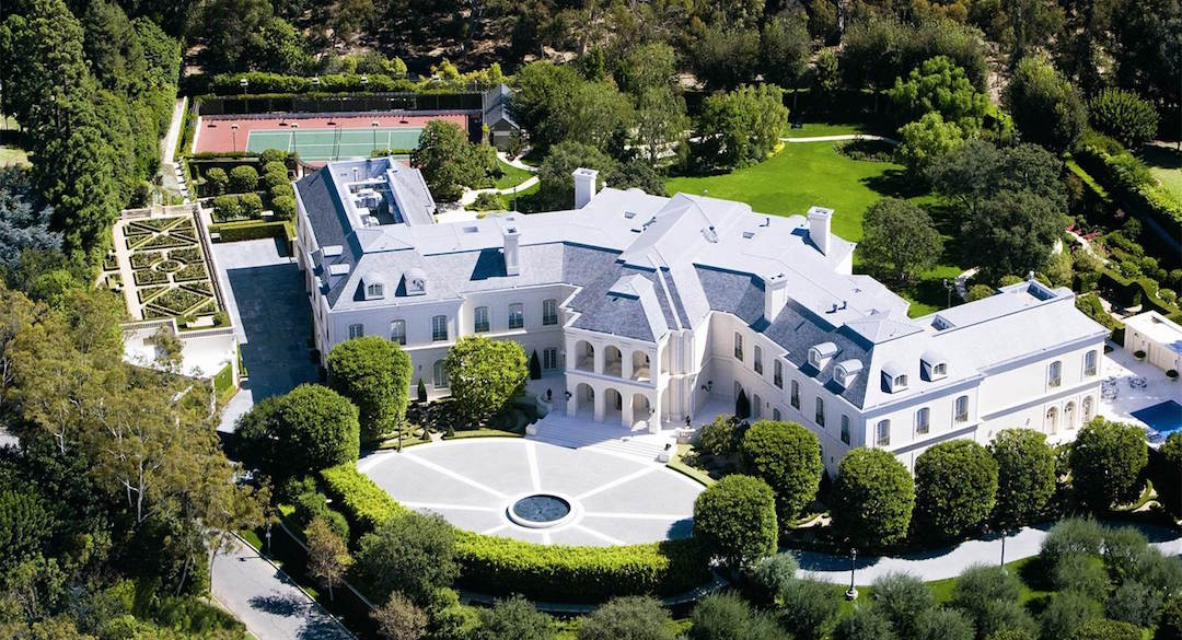 Three of the most insane houses for sale in LA right now