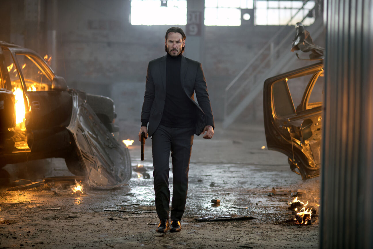 The Story Behind Keanu Reeves Impeccable John Wick Suit