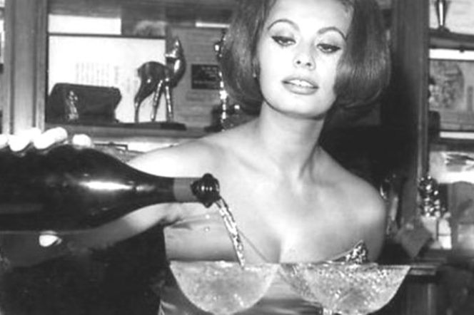 Iconic women and their wine