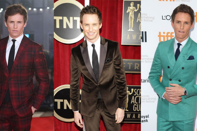 5 style lessons we can learn from Eddie Redmayne