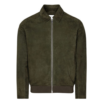These suede jackets are the new season style essentials