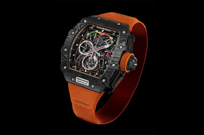 Introducing: Richard Mille's limited edition Chronograph