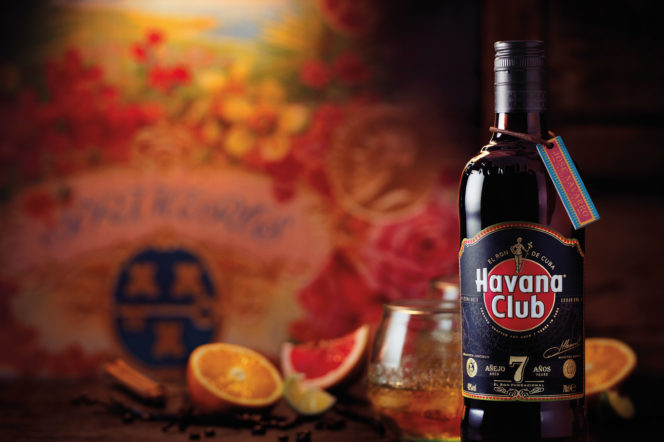 Drinks Cabinet: Havana 7 Year Rum