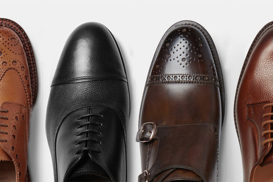 men's leather shoes - the essential styles
