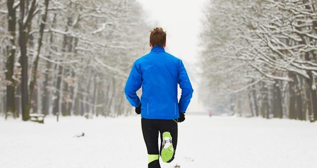 Winter running: what to wear when it's freezing outside