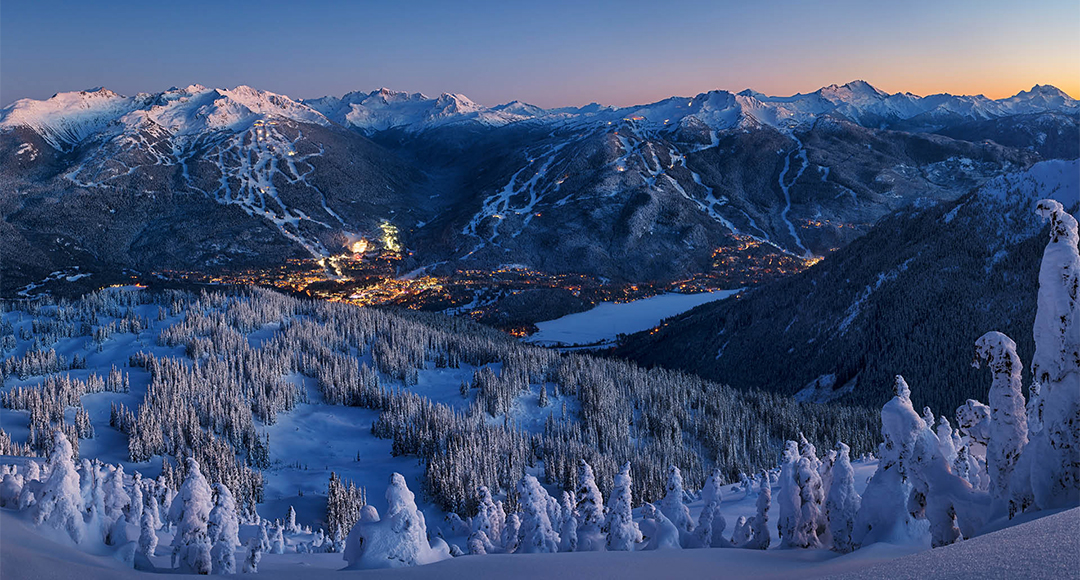 A gentleman's guide to Whistler, Canada's finest ski ...