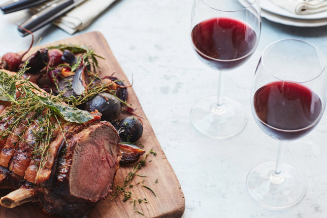 How to pair wine with meat