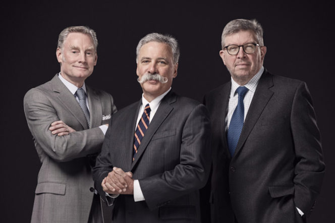 Bernie Ecclestone to Chase Carey: Inside motorsport's most turbulent takeover