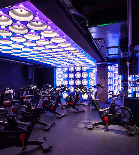Core Collective gym Kensington London