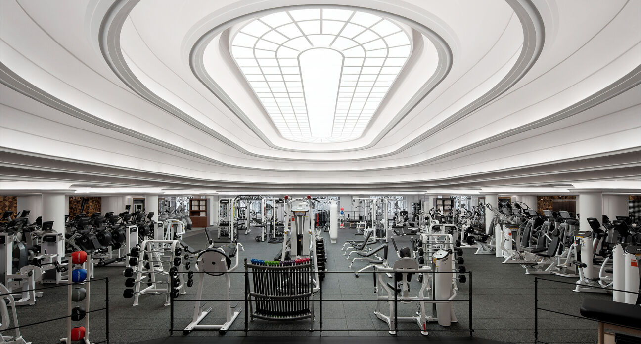 Equinox gym Kensington
