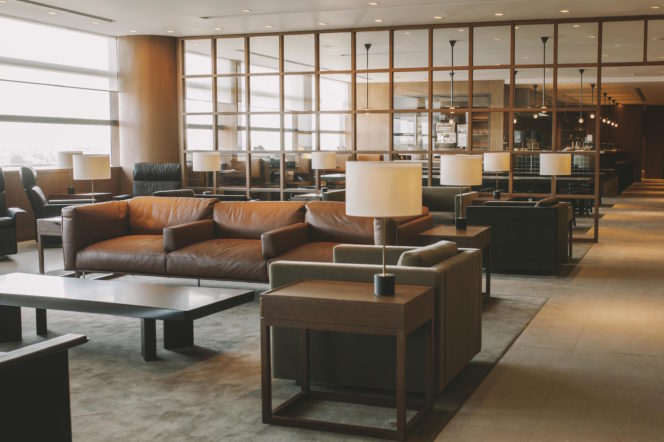Inside the world's most luxurious first class lounges