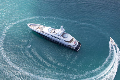 yachtmasters superyacht