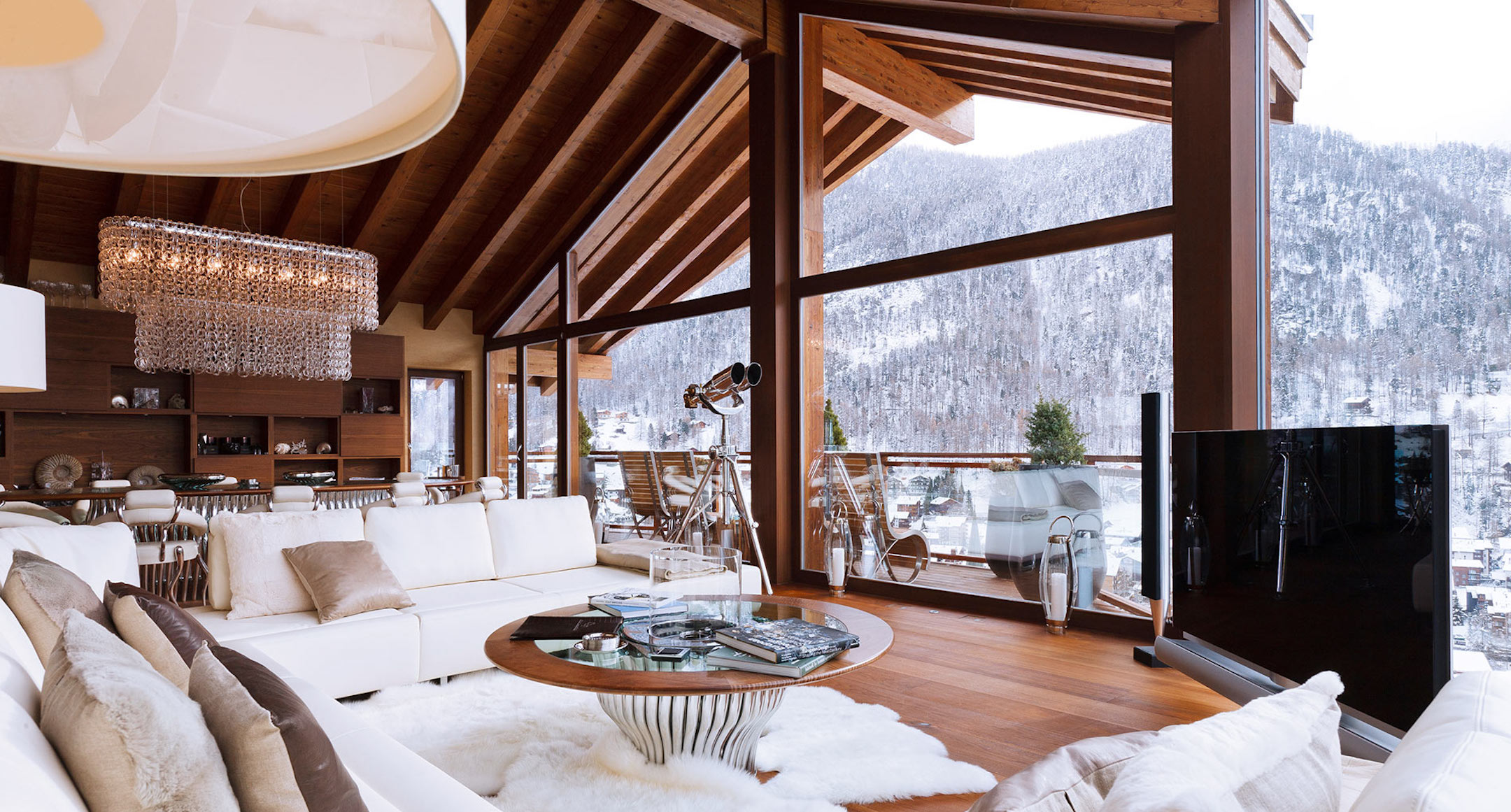Ski Chalet Interior Design 10 of the most luxurious ski chalets in the world | the