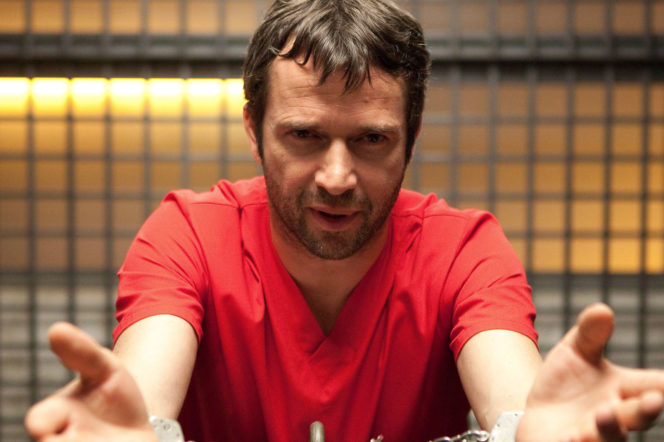 "James Purefoy: ""Fame? I don't buy into it"""