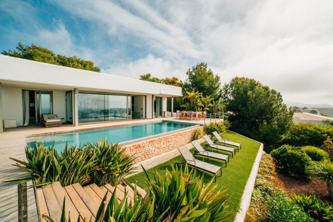 The insane villas that you should be booking this summer