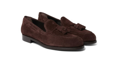 Spring is here and these are the suede shoes you should be buying
