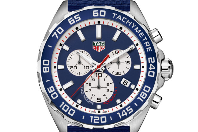 Which Formula 1 teams have collaborated with watchmakers?