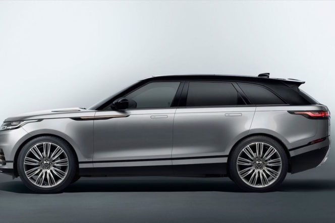 Introducing: the brand new Range Rover Velar