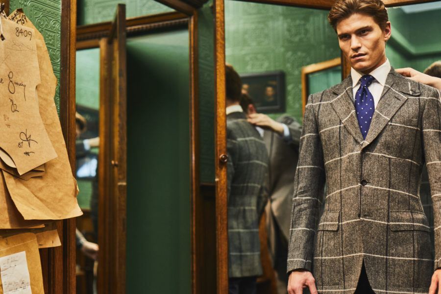 The Secrets Of Savile Row | The Gentleman\'s Journal